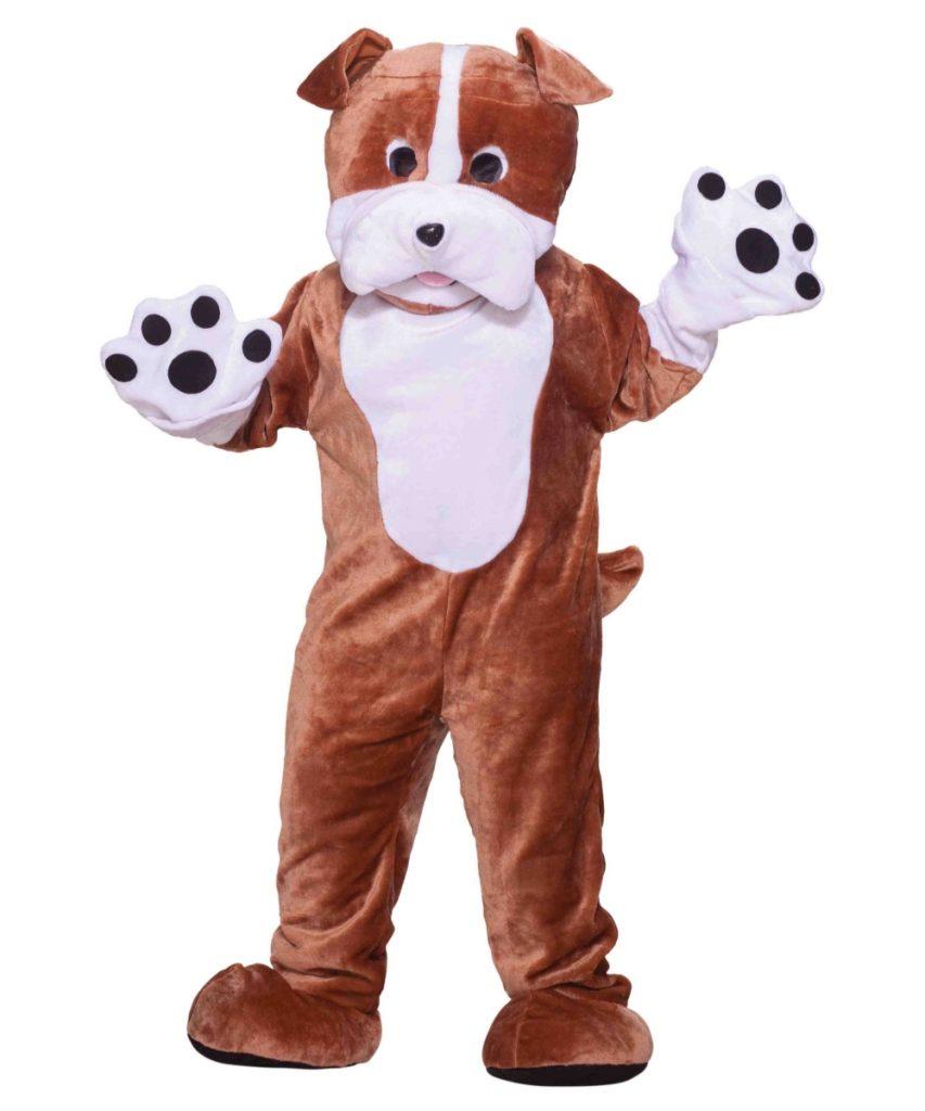 Produsen Badut Event Karakter Bulldog Lucu