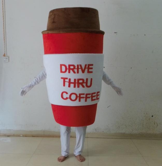 Produsen Badut Maskot Promosi Coffee Shop