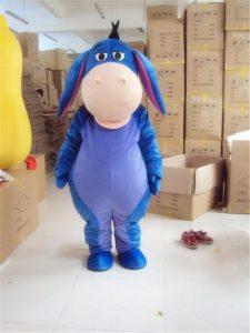 Produsen Kostum Badut Ulang Tahun Karakter Animal Eeyore