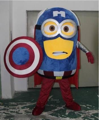 Produsen Badut Ulang Tahun Karakter Captain America
