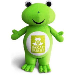 Produsen Badut Promosi Japanese Food Sushi