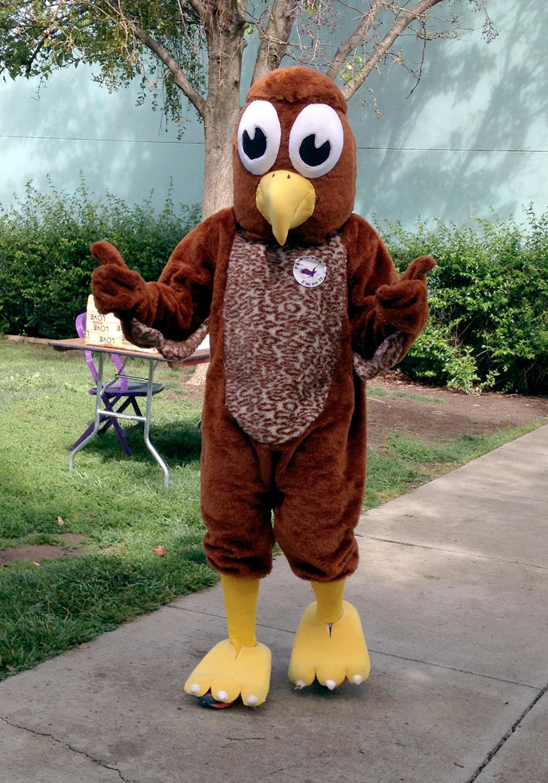 Produsen Badut Event Film Animasi Karakter Hawk
