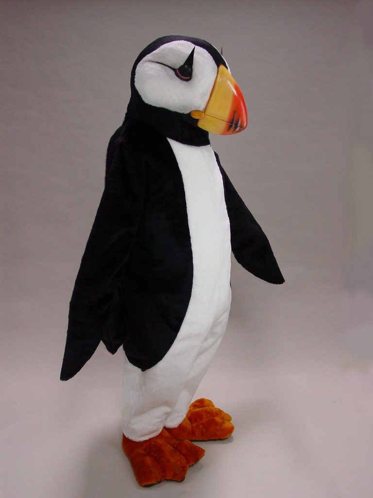 Produsen Badut Maskot Penguin Chilly