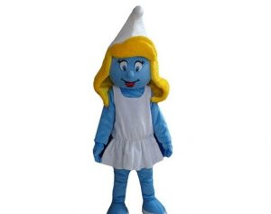 Pembuat Badut Event Film Animasi Smurfette