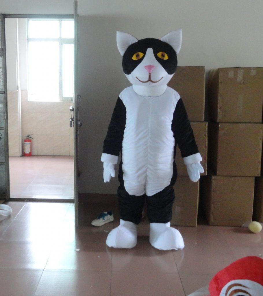 Produsen Badut Ulang Tahun Beans the Cat