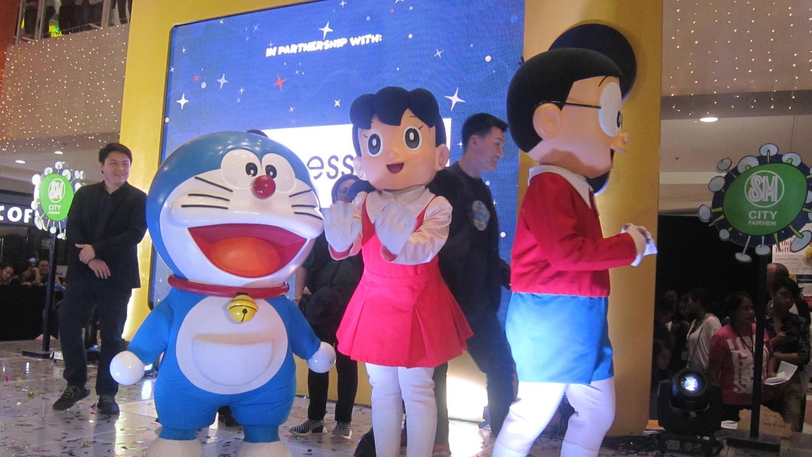 Pembuat Boneka Badut Shizuka Doraemon Lucu Produsen Badut