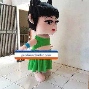 Produsen Badut Mampang Karakter Cewek Cina