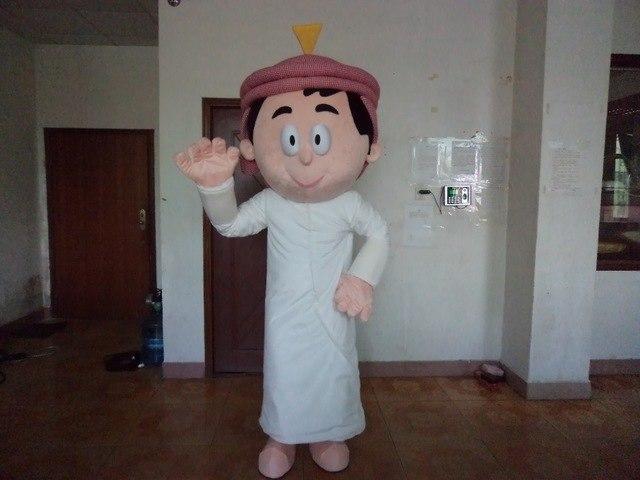 Produsen Badut Maskot Karakter Aladdin