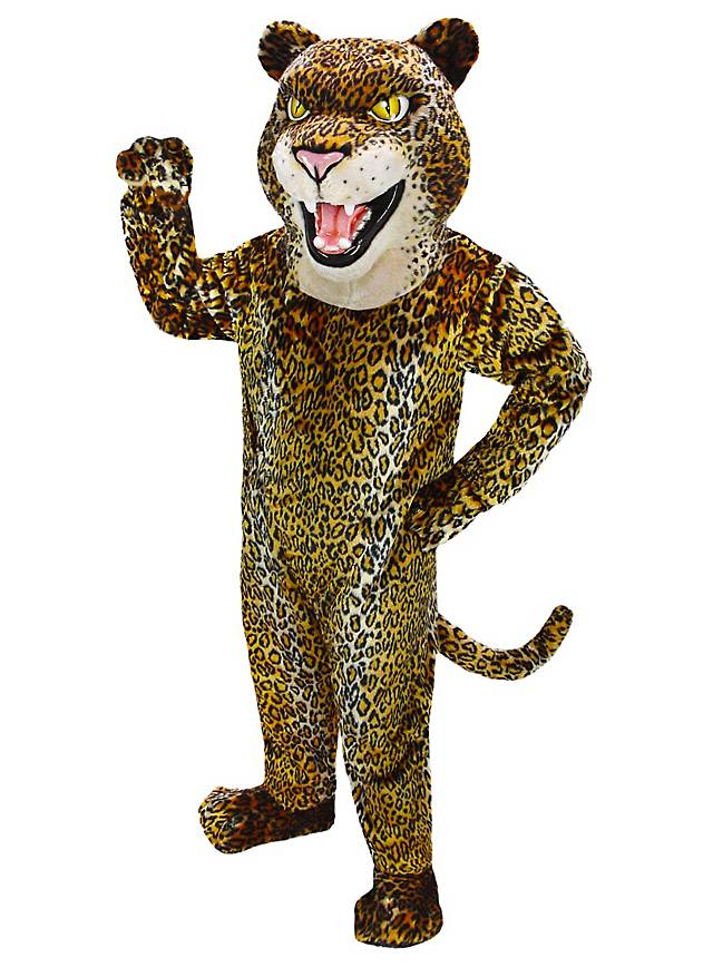 Pembuat Kostum Badut Jaguar ala Gia Madagascar