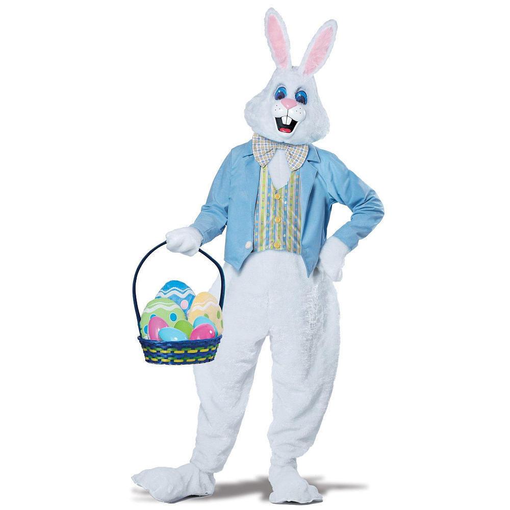 Layanan Pembuat Kostum White Rabbit Badut Ulang Tahun