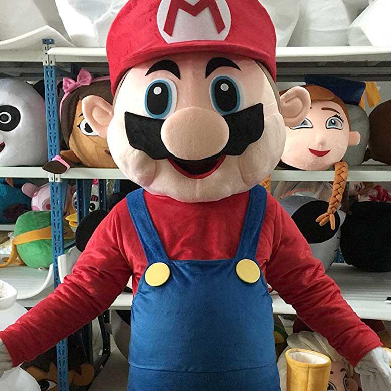 Produsen Badut Maskot Super Mario Murah