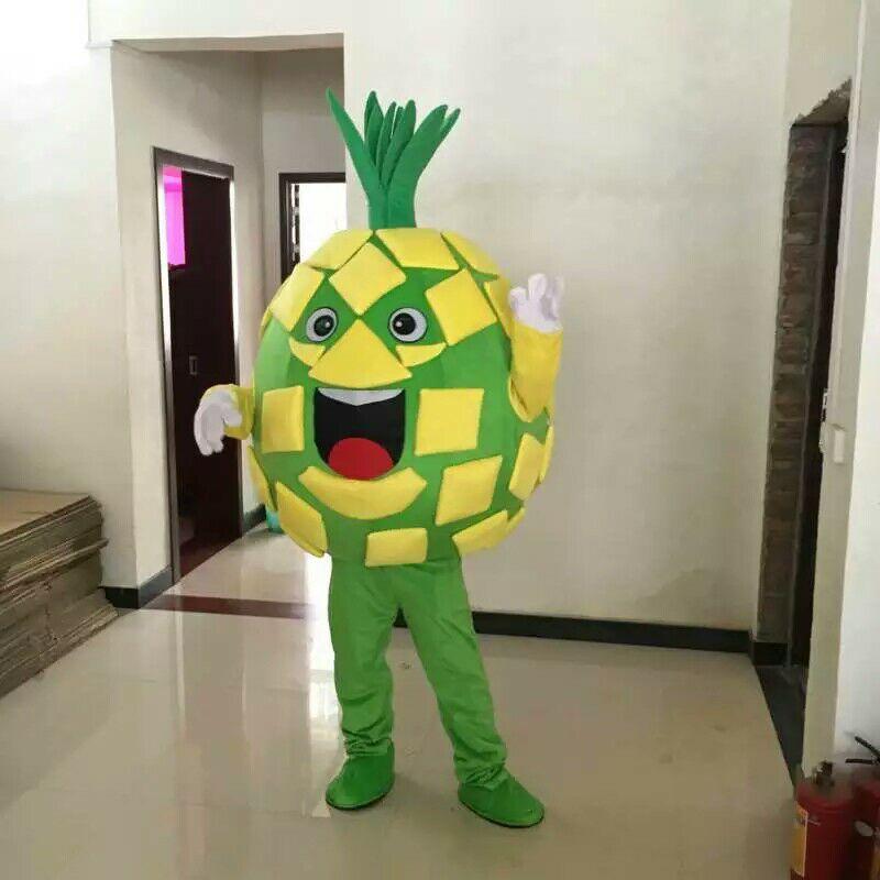 Pembuat Kostum Badut Promosi Cafe Karakter Nanas