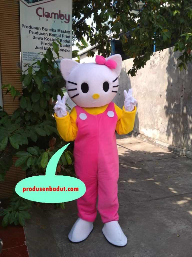 Produsen Badut Hello Kitty Ulang Tahun Termurah