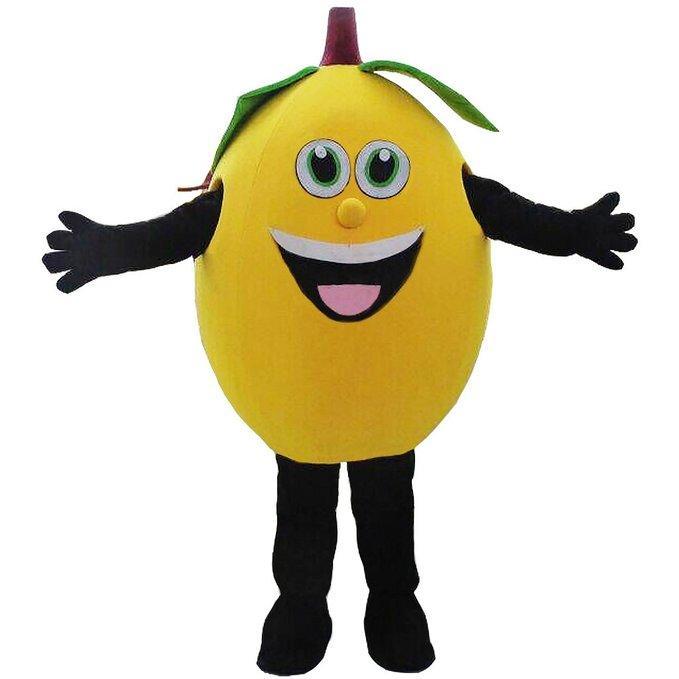 Produsen Badut Promosi Cafe Karakter Lemon