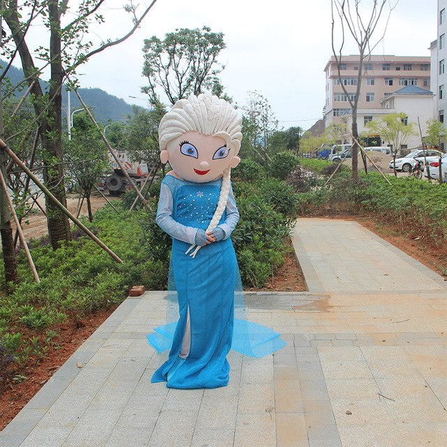 Produsen Badut Ulang Tahun Elsa Frozen Paling Murah