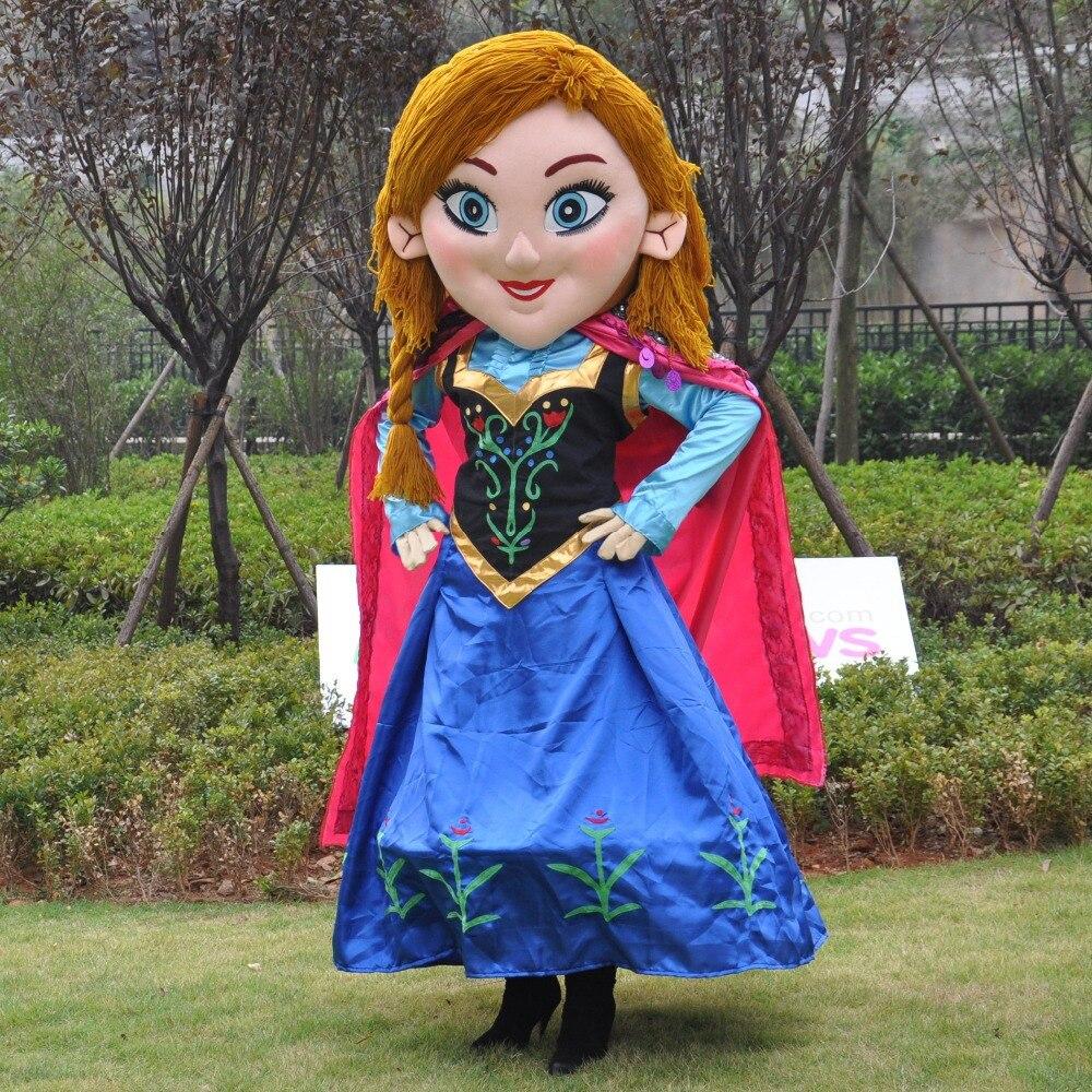 Sewa Badut Ulang Tahun Anna Frozen di Jogja