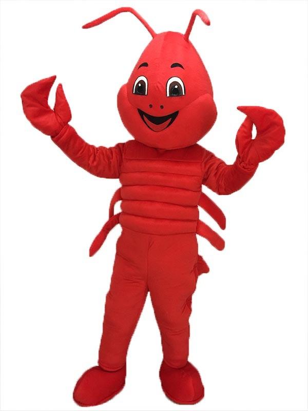 Layanan Pembuat Kostum Badut Murah Red Ant