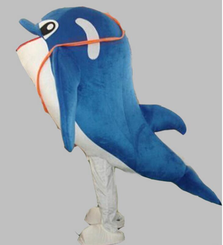 Pembuat Kostum Badut Lumba Lumba Murah