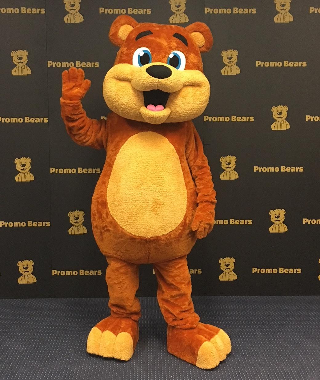 Produsen Badut Maskot Promo Bears Murah