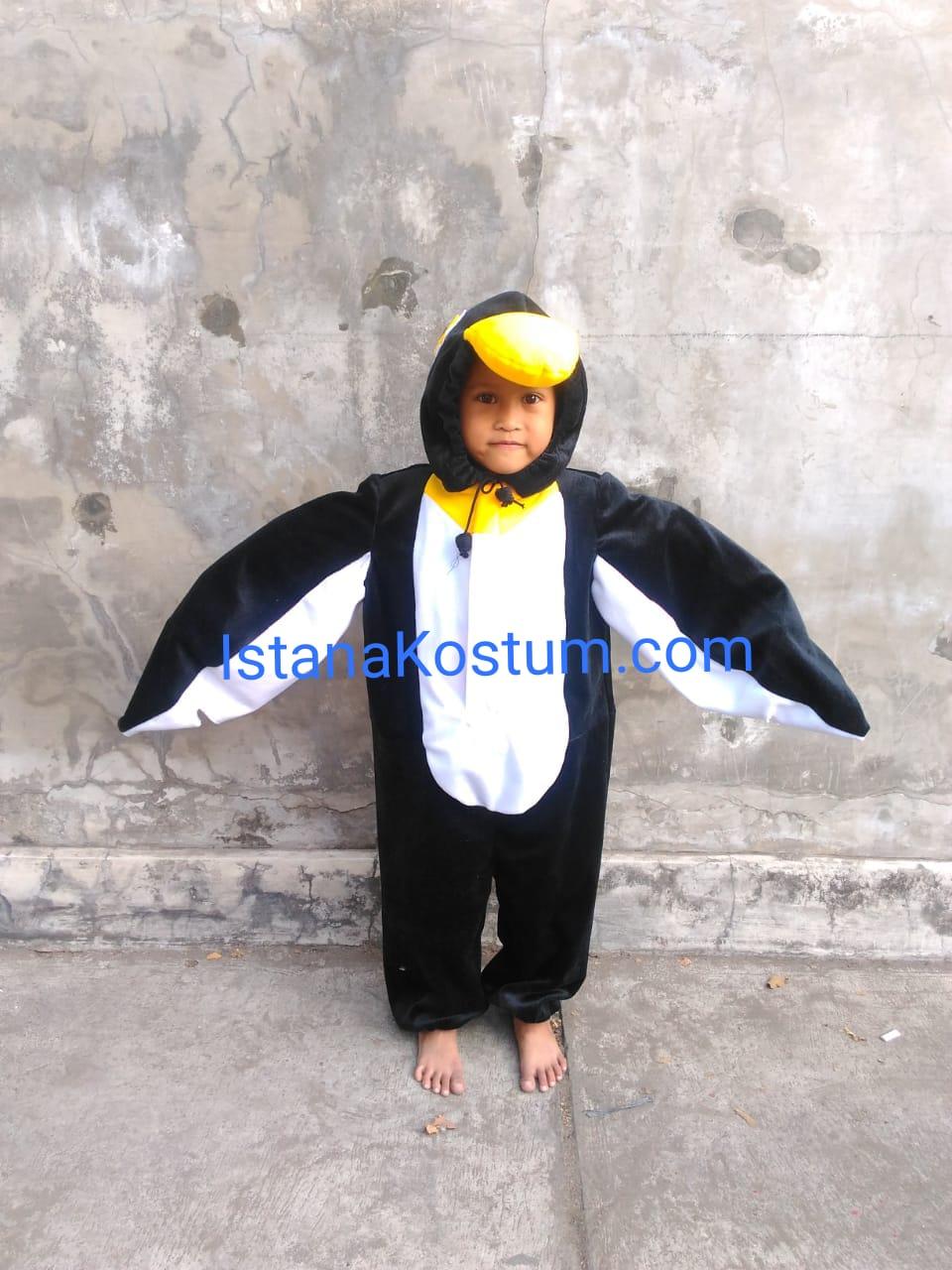 Produsen Kostum Badut Anak Karakter Penguin
