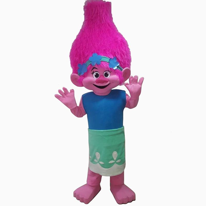 Boneka Badut Troll Kostum Anak