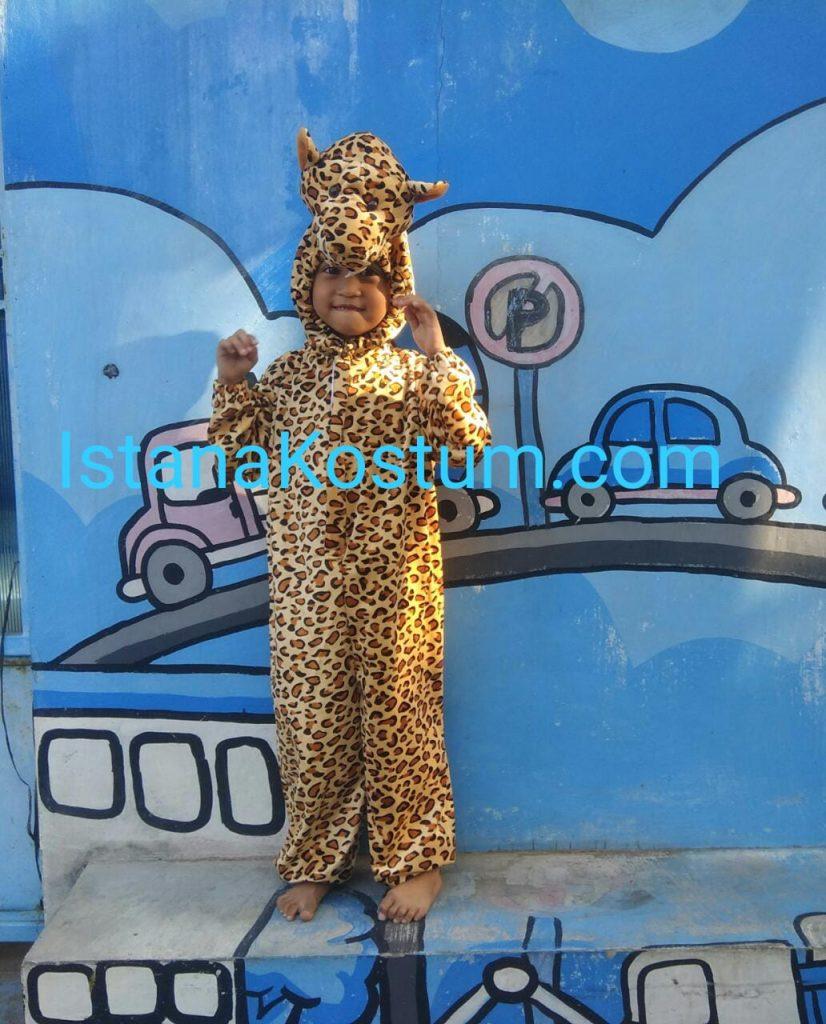 Jual Kostum Badut Macan untuk Anak