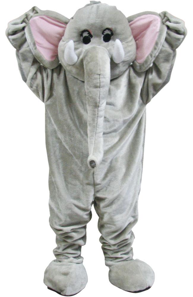Kostum Badut Gajah Lucu dan Murah