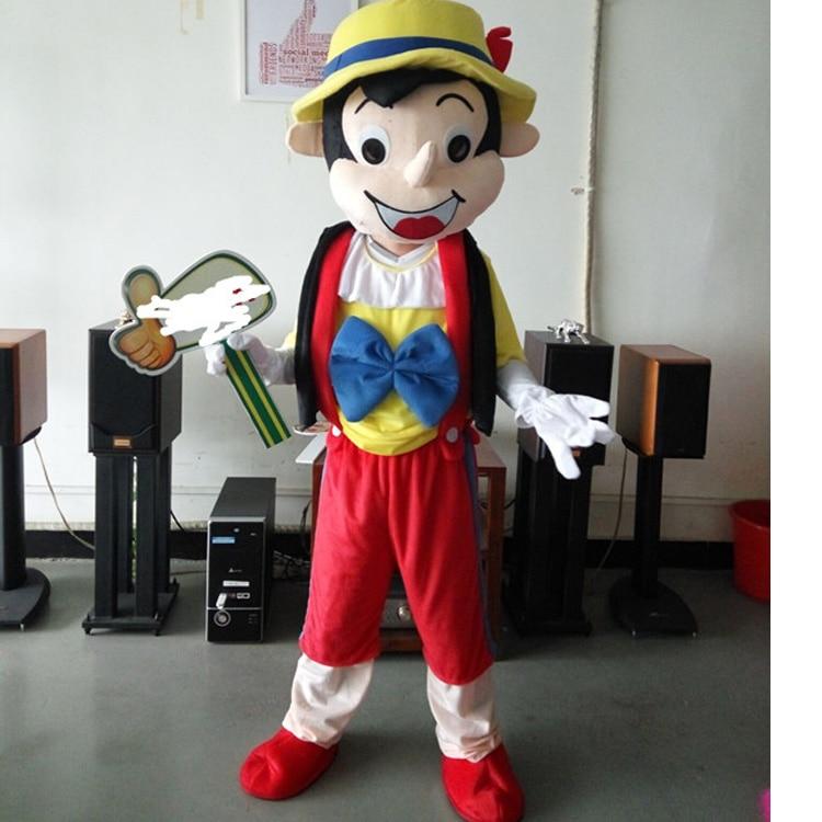 Kostum Badut Pinokio Inspirasi Helloween
