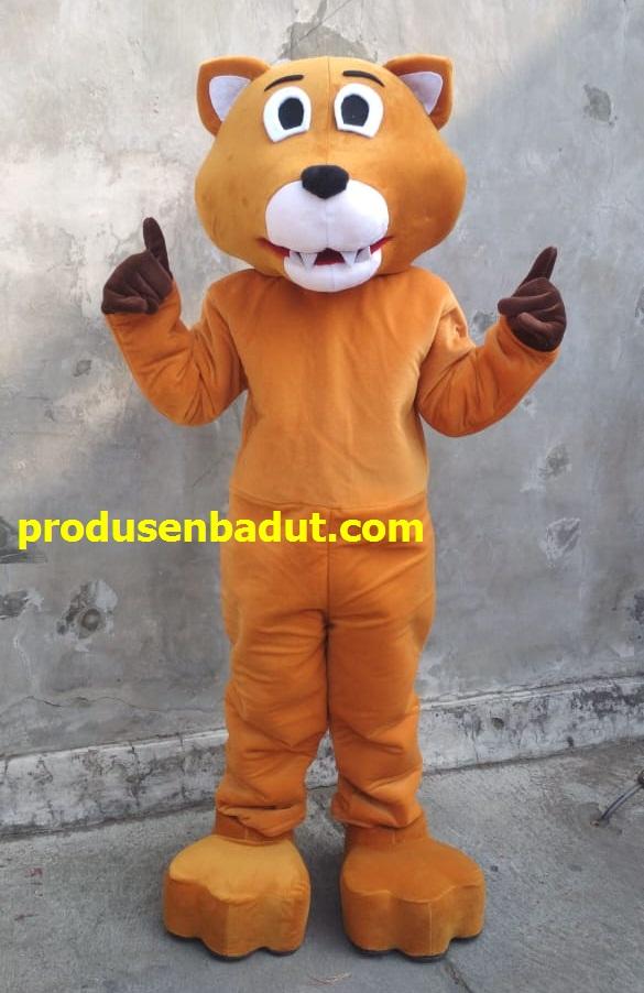 Produsen Badut Maskot Singa Kampus UGM
