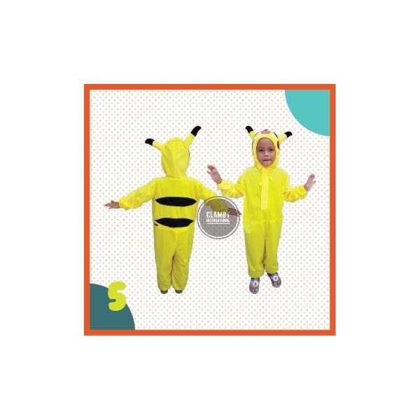 Kostum Anak Lebah Bee Murah Meriah