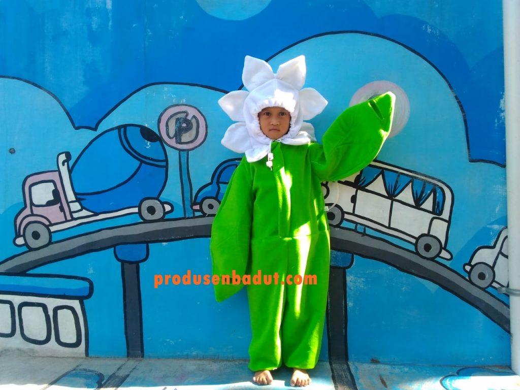Produsen Kostum Anak Bunga Melati Murah