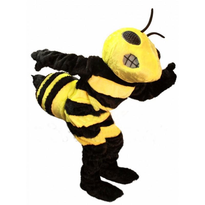 Kostum Badut Bee Black and Yellow