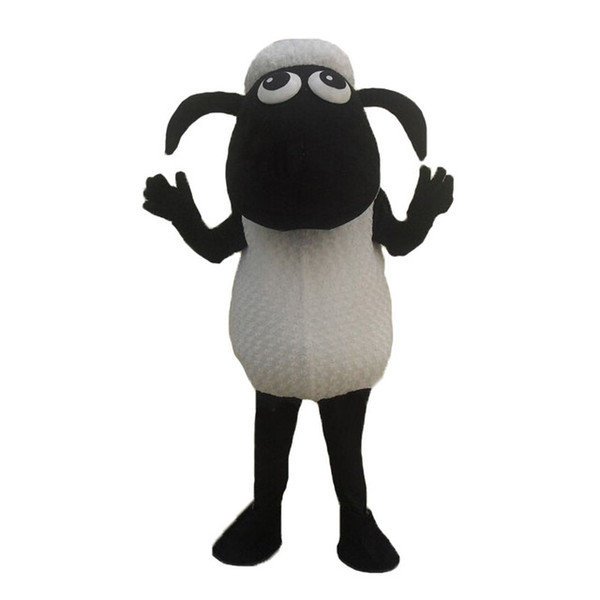 Kostum Badut Shaun the Sheep Lucu