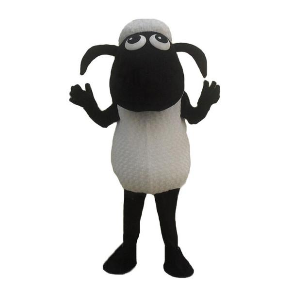Kostum Badut Shaun the Sheep Lucu