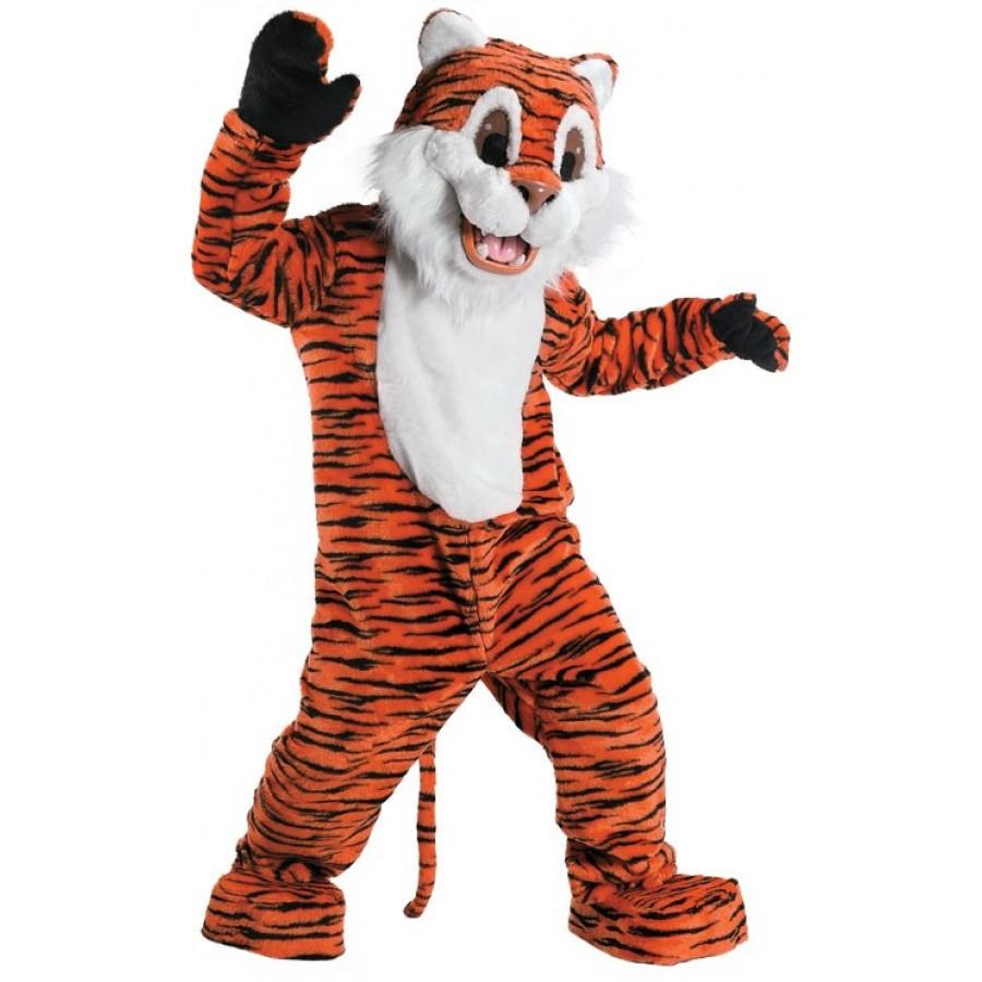 Kostum Badut Anak Karakter Tiger Loreng
