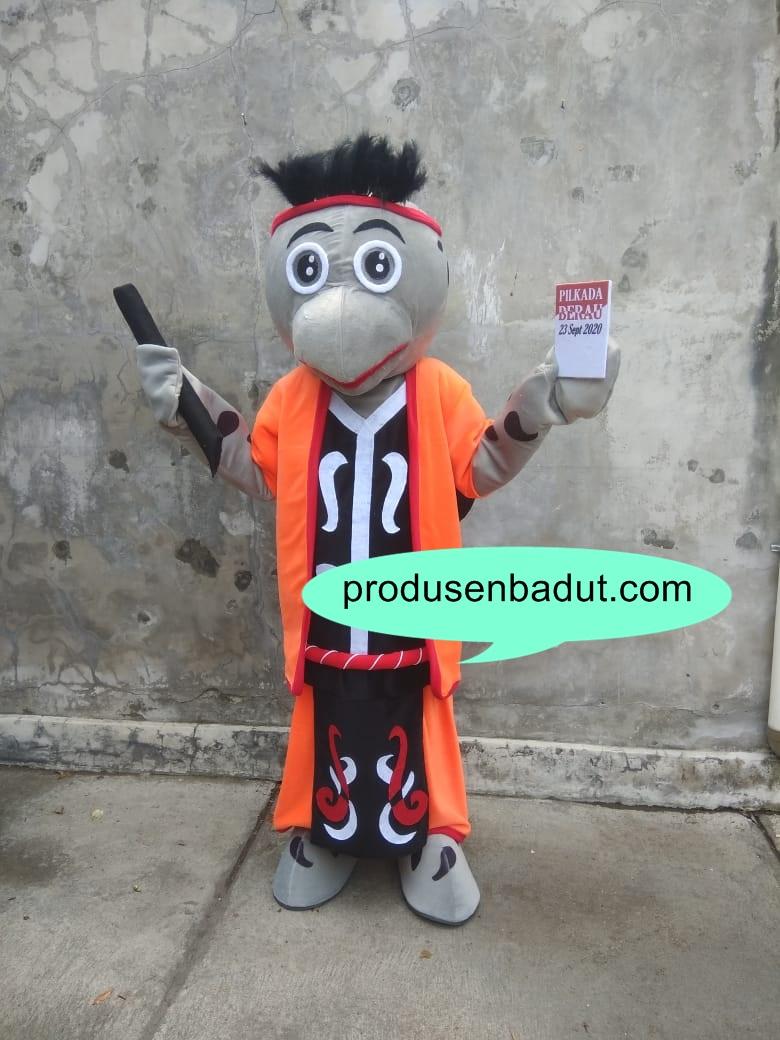 Produsen Badut Maskot PILKADA Berau 2020