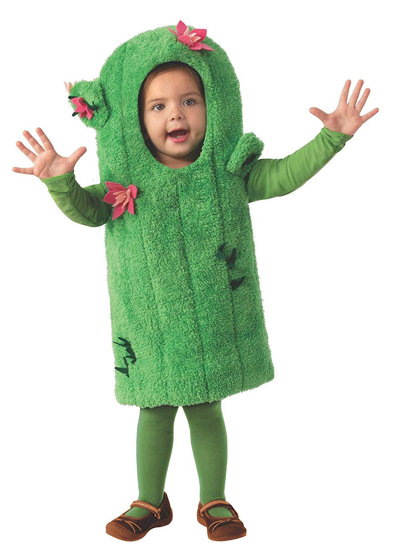 Kostum Kaktus Anak Lucu