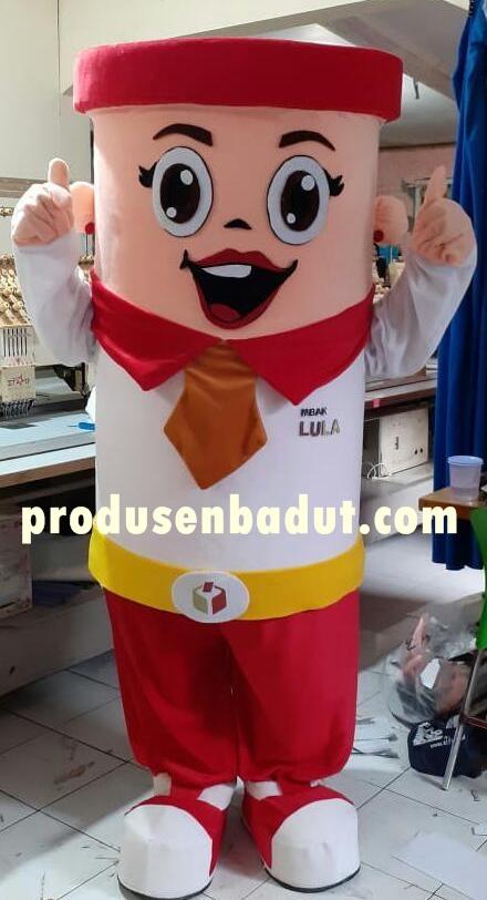Produsen Badut Bawaslu Kulonprogo Yogyakarta Mbak Lula