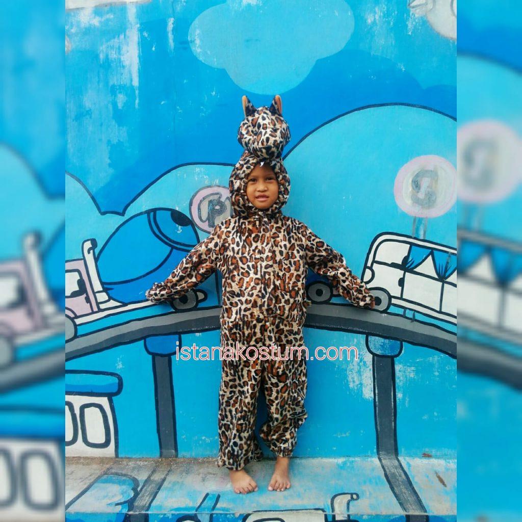 Promo Kostum Badut Hewan Periode Maret